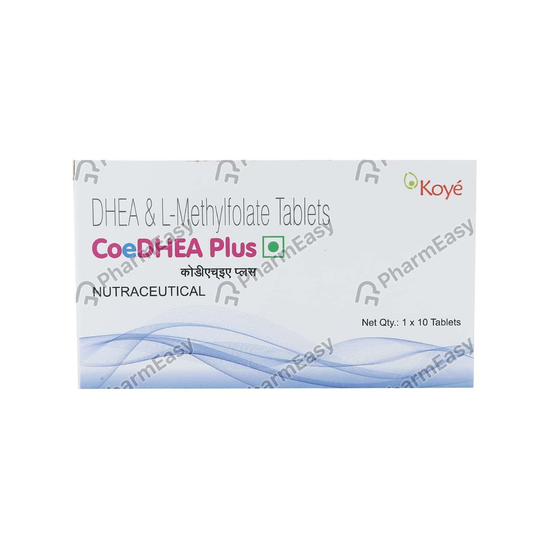 Coedhea Plus Strip Of 10 Tablets