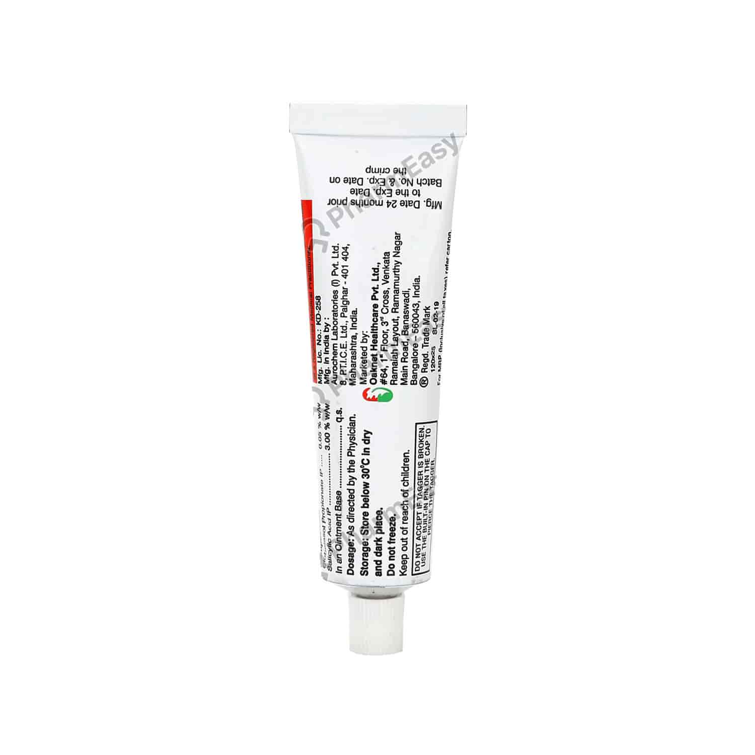 Cosvate S Ointment 30gm