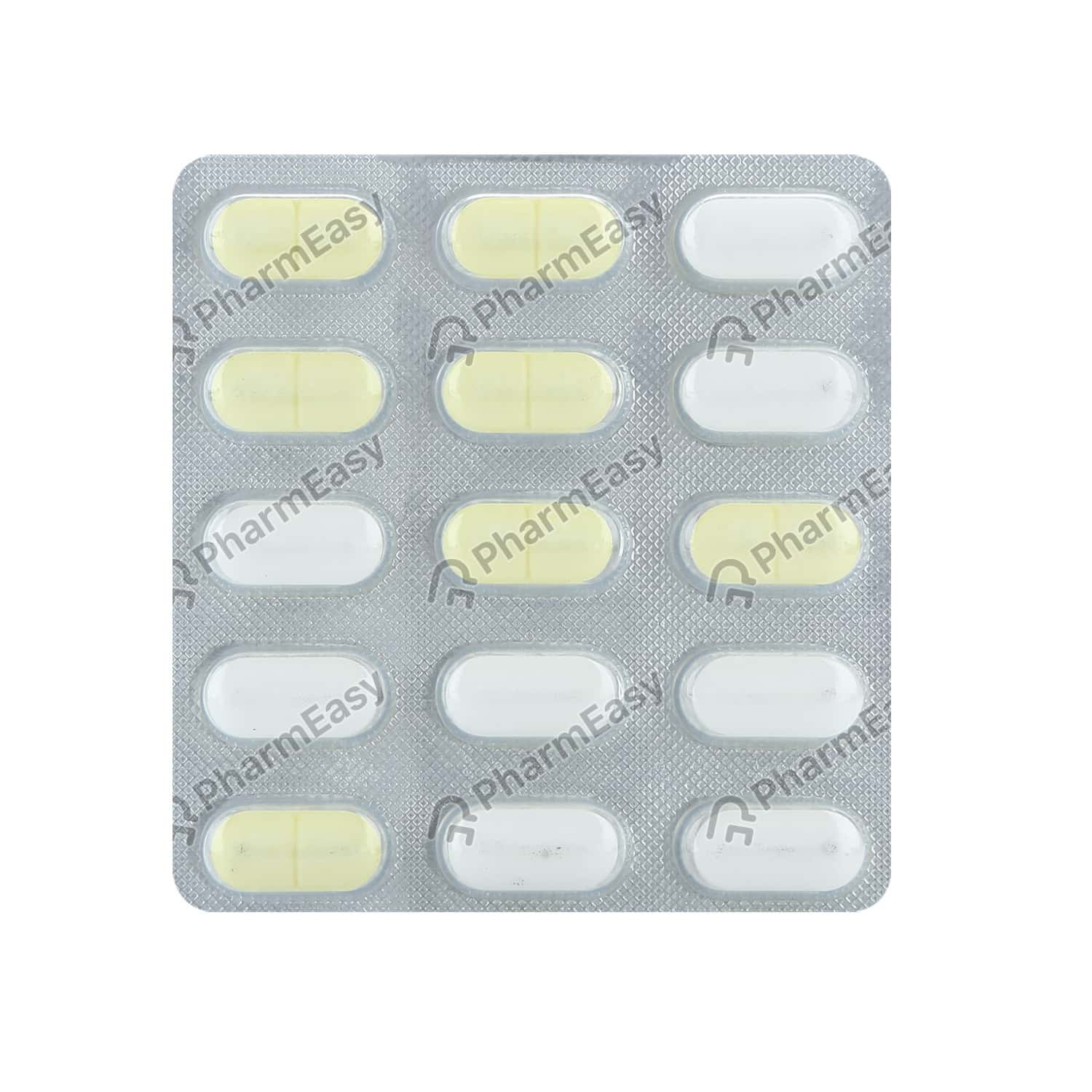 Exermet Gm 501mg Strip Of 15 Tablets
