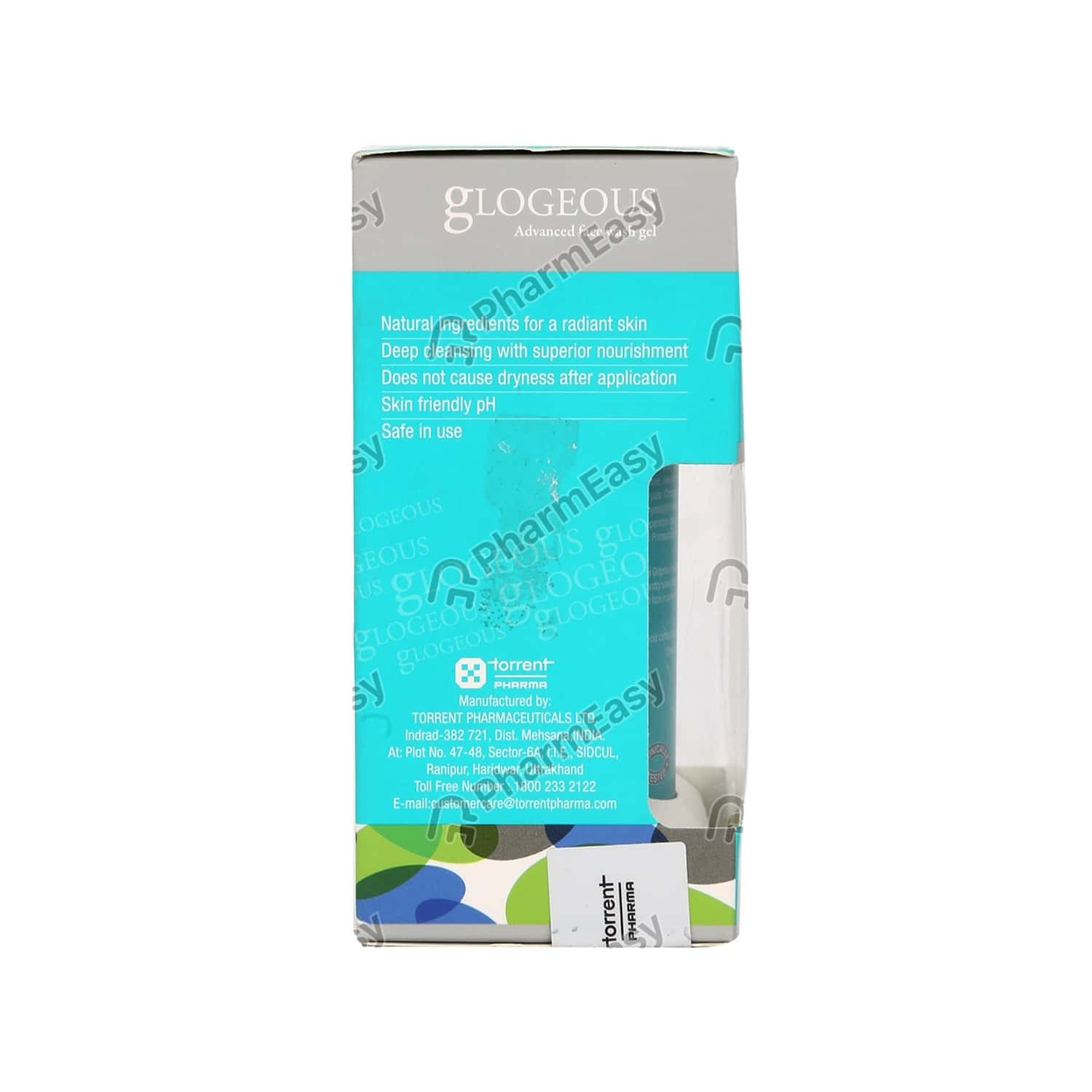 Glogeous Tube Of 100gm Face Wash