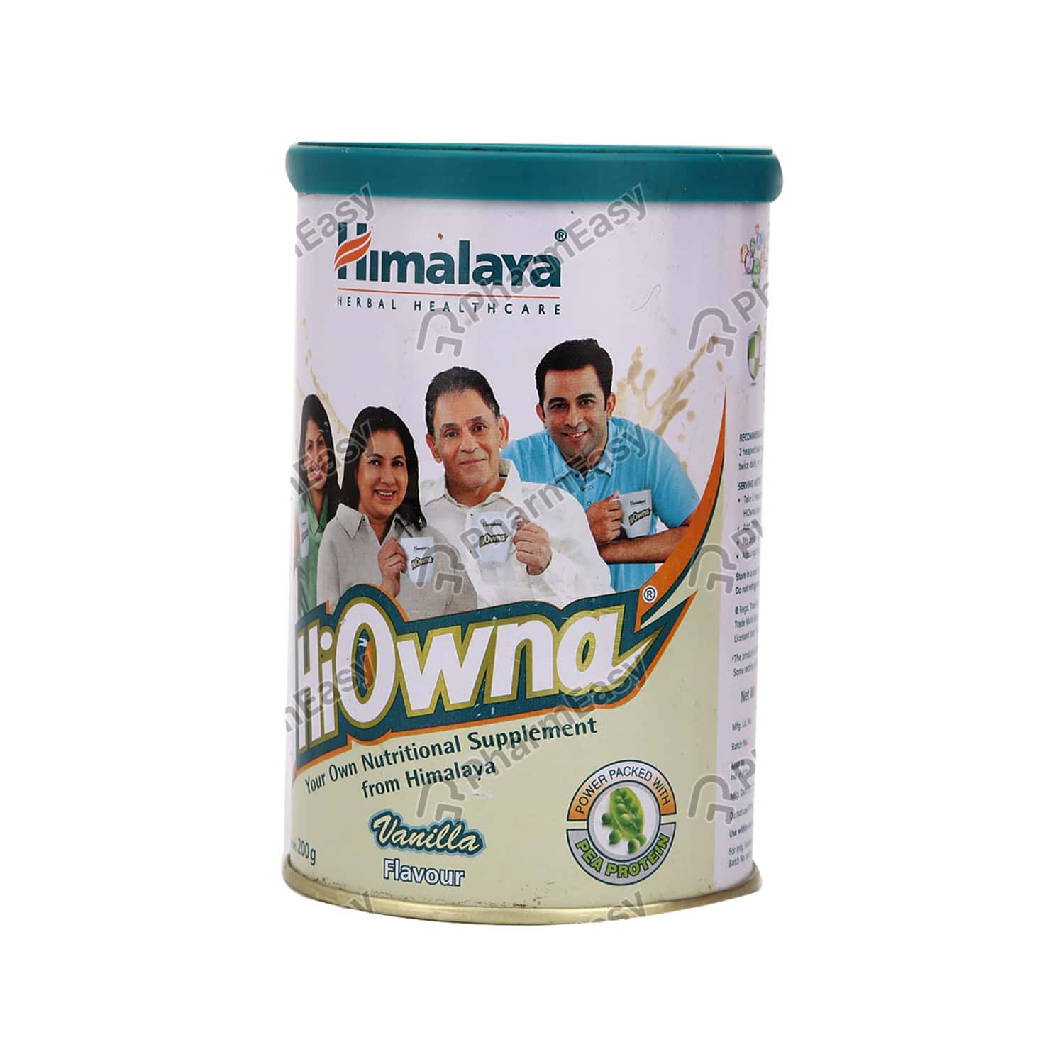 Hiowna Vanilla Flavour Powder 200gm