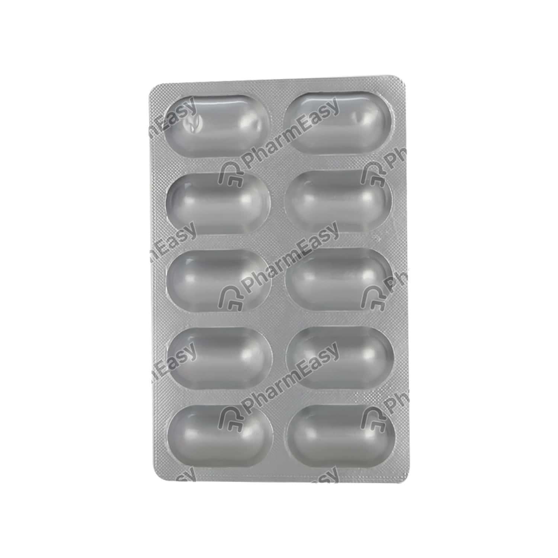 Goecyst Strip Of 10 Capsules