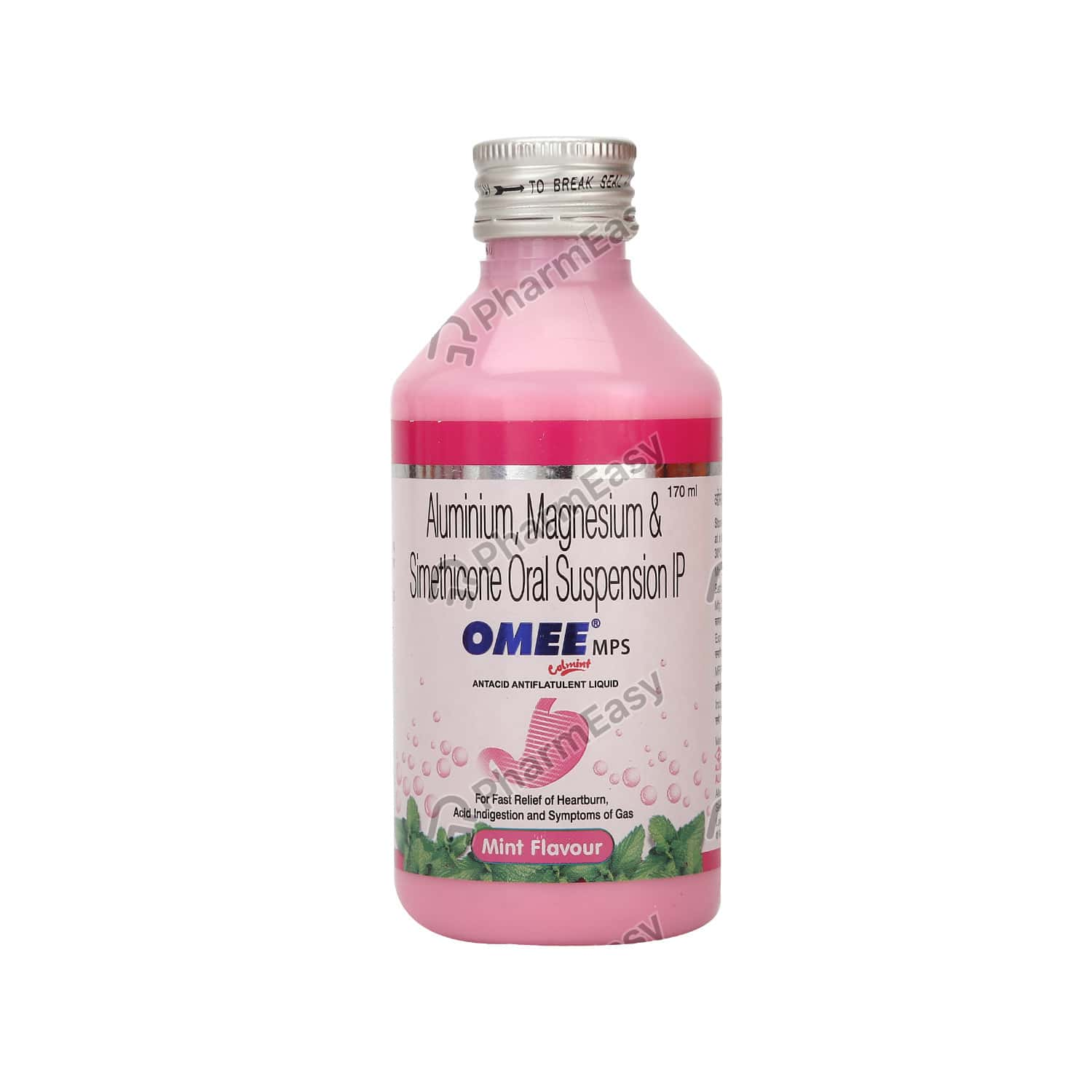 Omee Mps Syp Pink Cool Mint