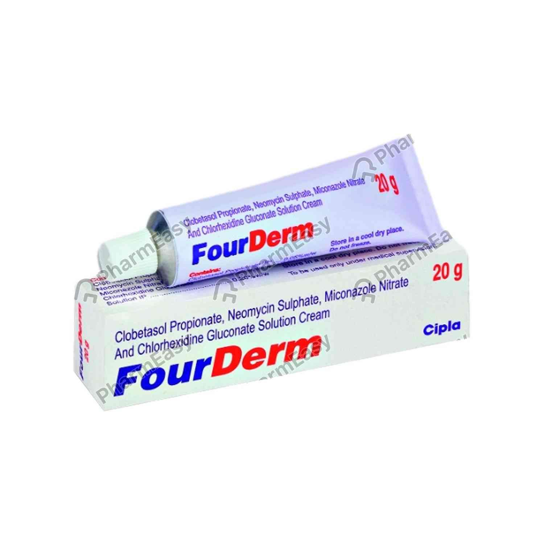 Fourderm Cream 20gm