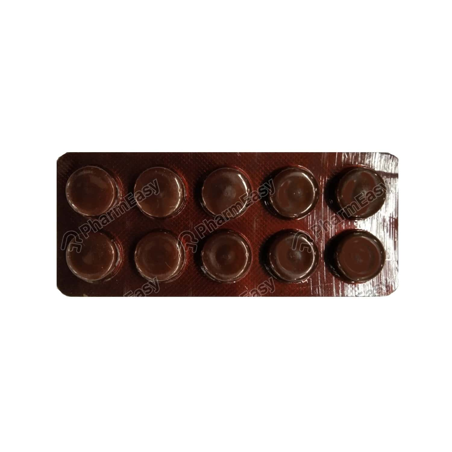 B 29 Daily Strip Of 10 Tablets