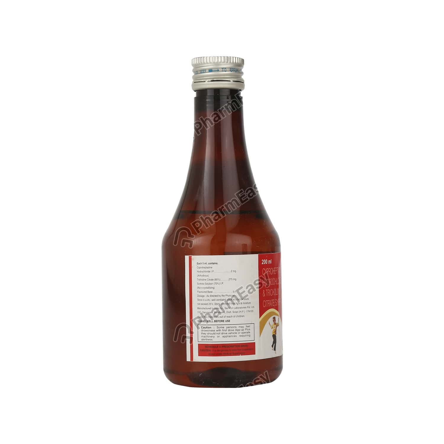 App Up Plus Syrup 200ml