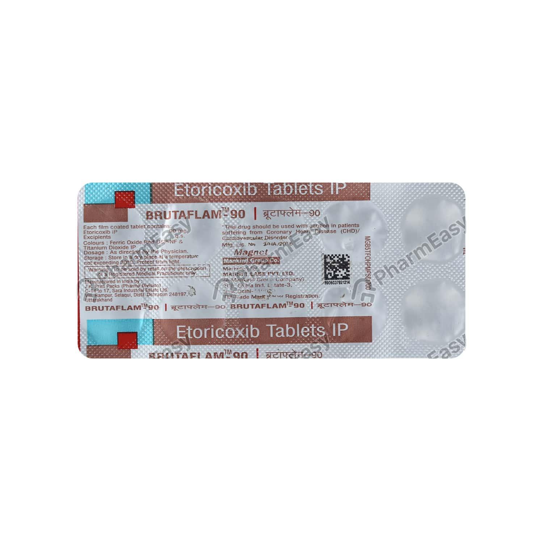 Brutaflam 90mg Tablet