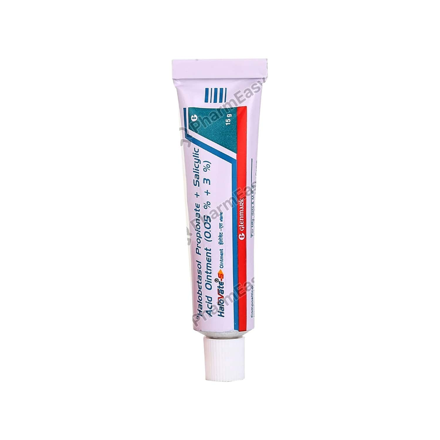 Halovate S Tube Of 15gm Ointment