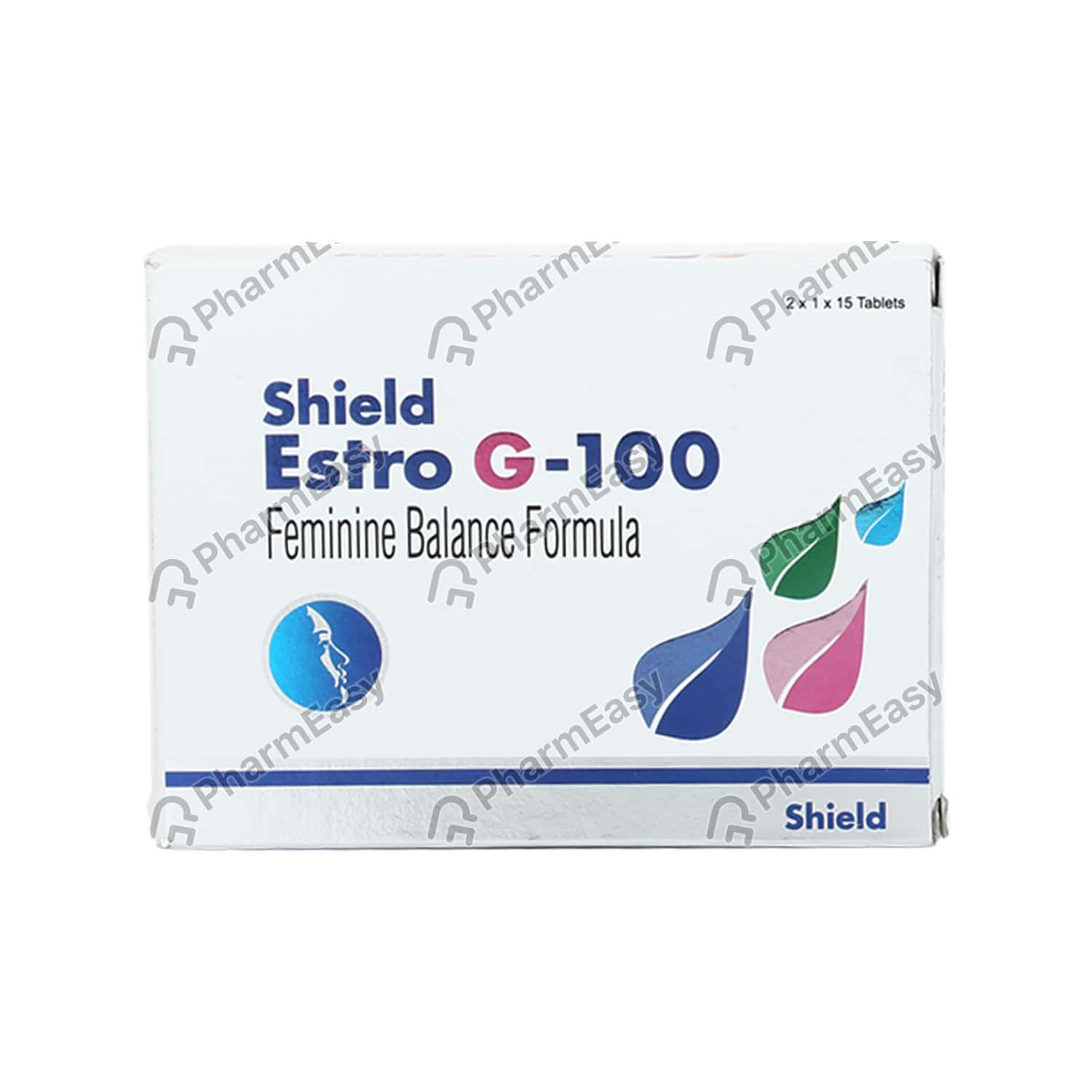 Shield Estro G 100 Tablet 15's