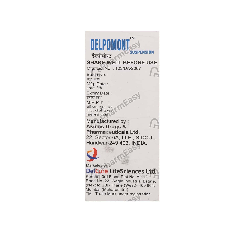 Delpomont Suspension 100ml