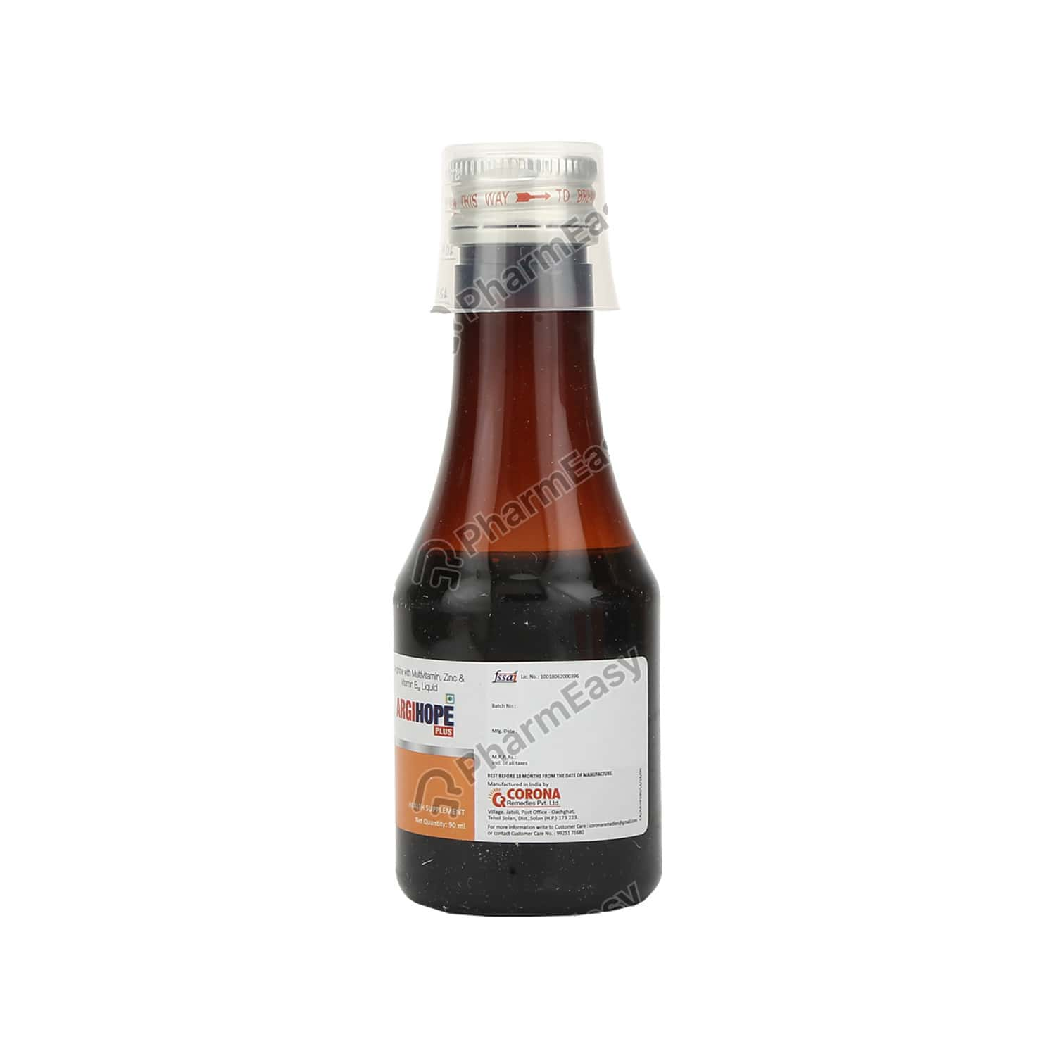 Argihope Plus Liquid 90ml
