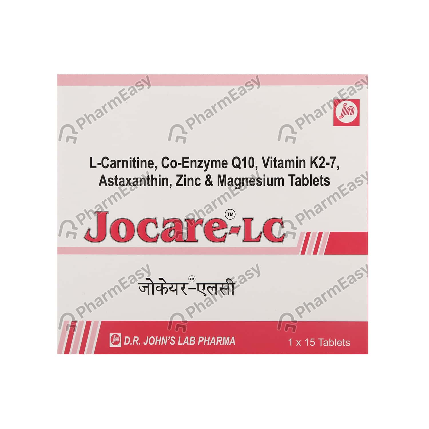 Jocare Lc Tablet 15's