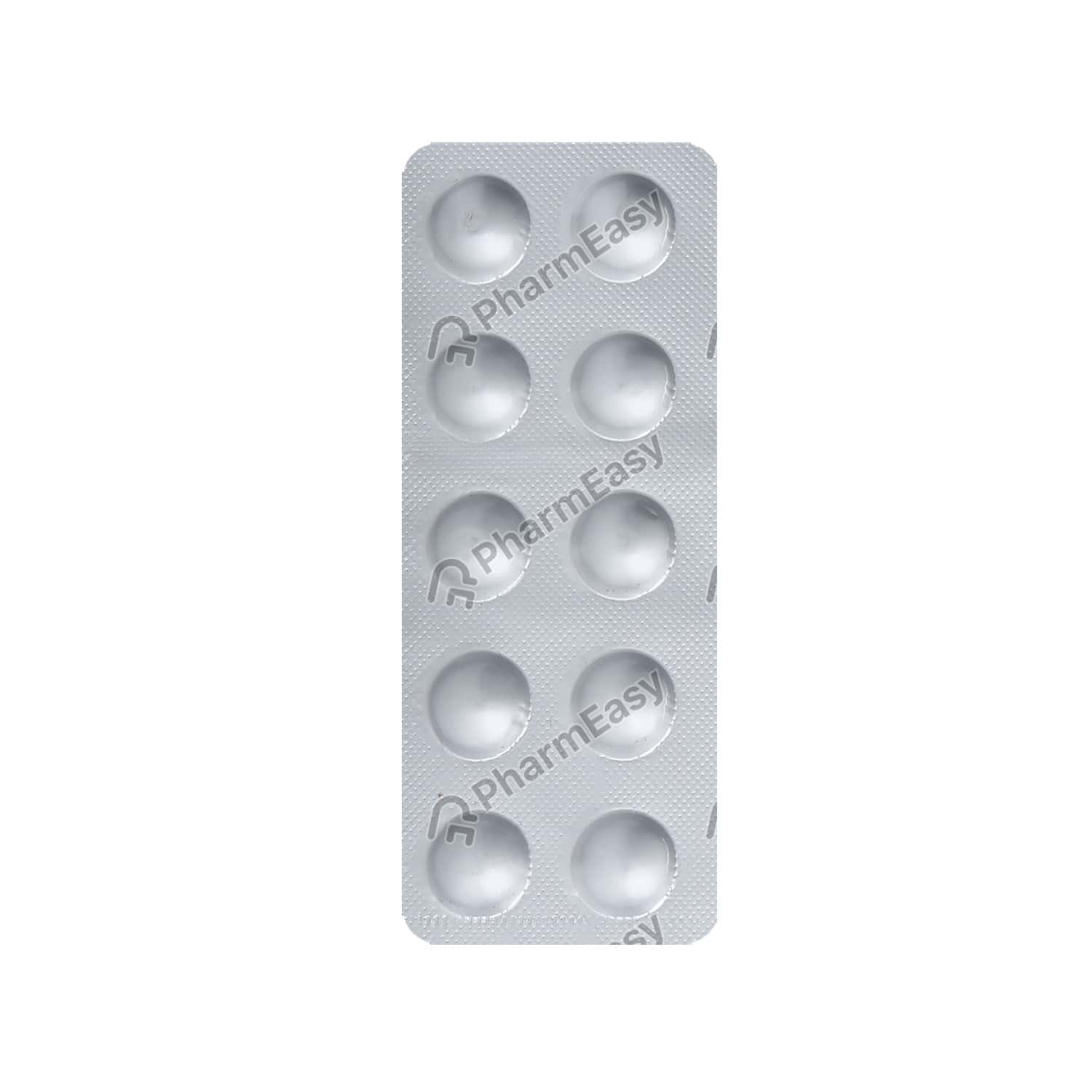 Umanoflam D Strip Of 10 Tablets