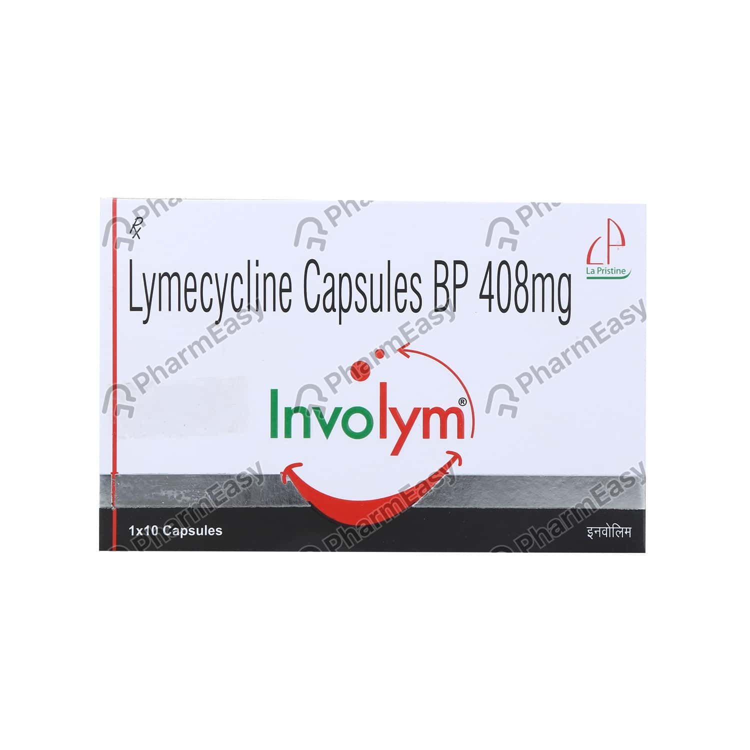 Involym 408mg Strip Of 10 Capsules
