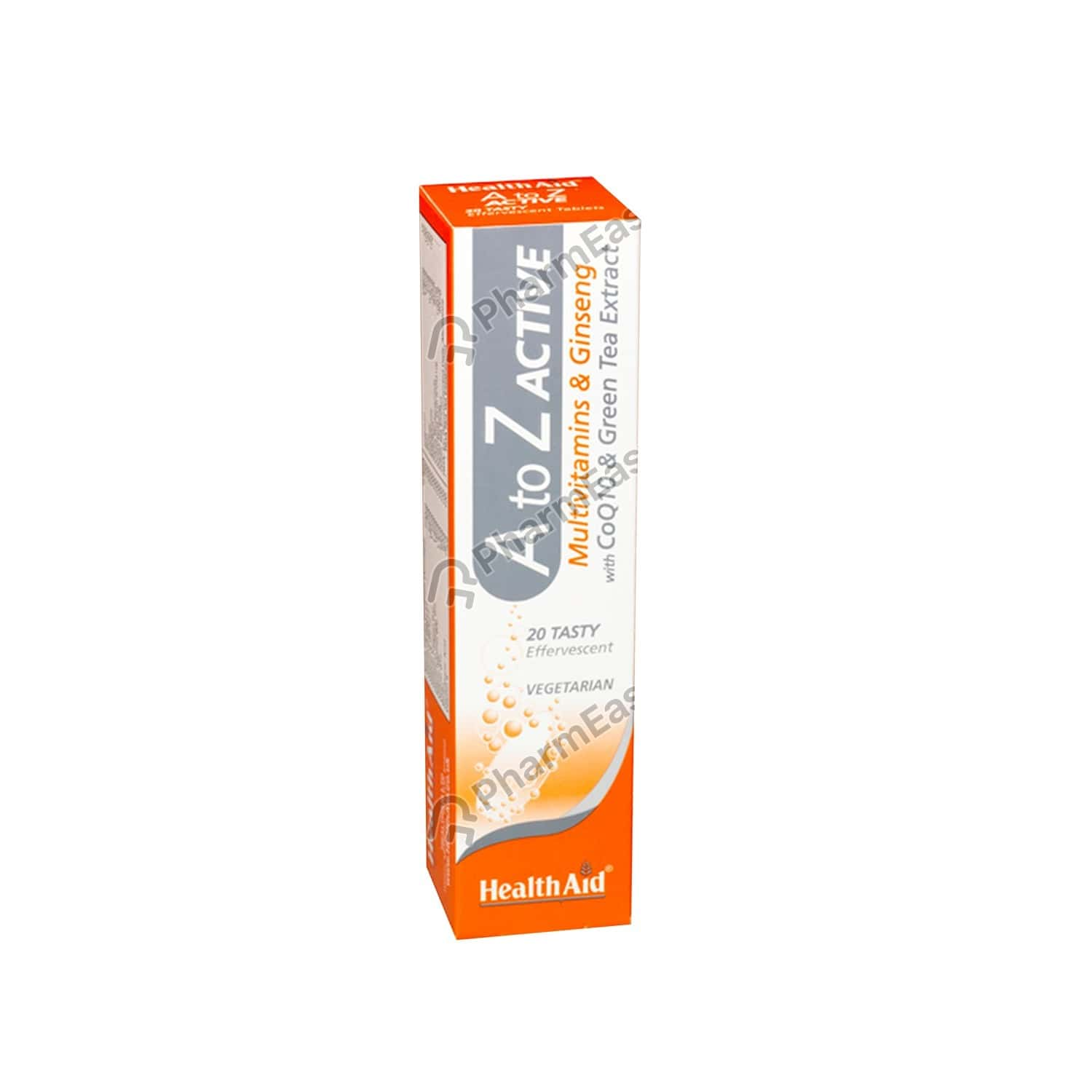 Health Aid A To Z Active Multivit Efferv