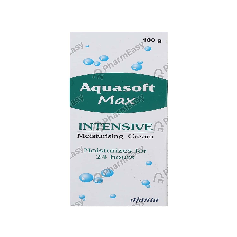 Aquasoft Max Tube Of 100gm Cream