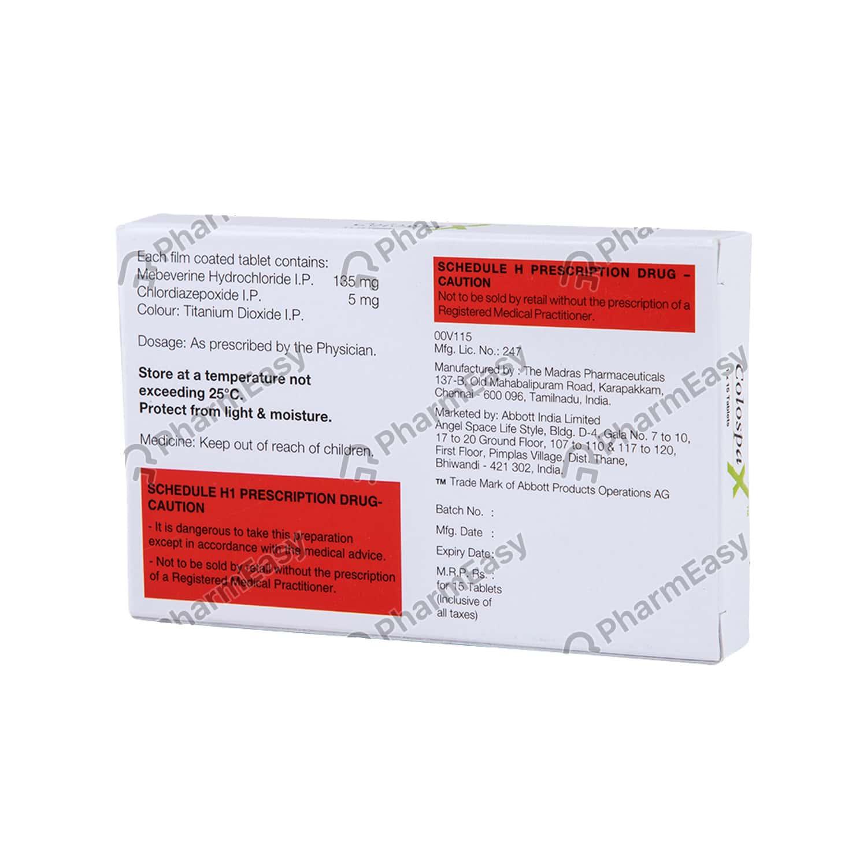 Colospa X Tablet