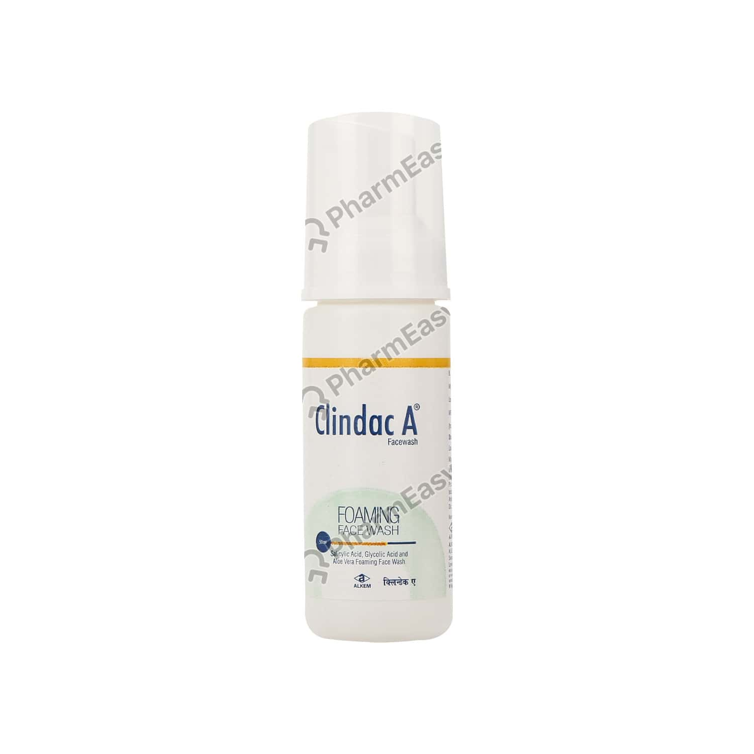 Clindac A Foaming Face Wash 50ml
