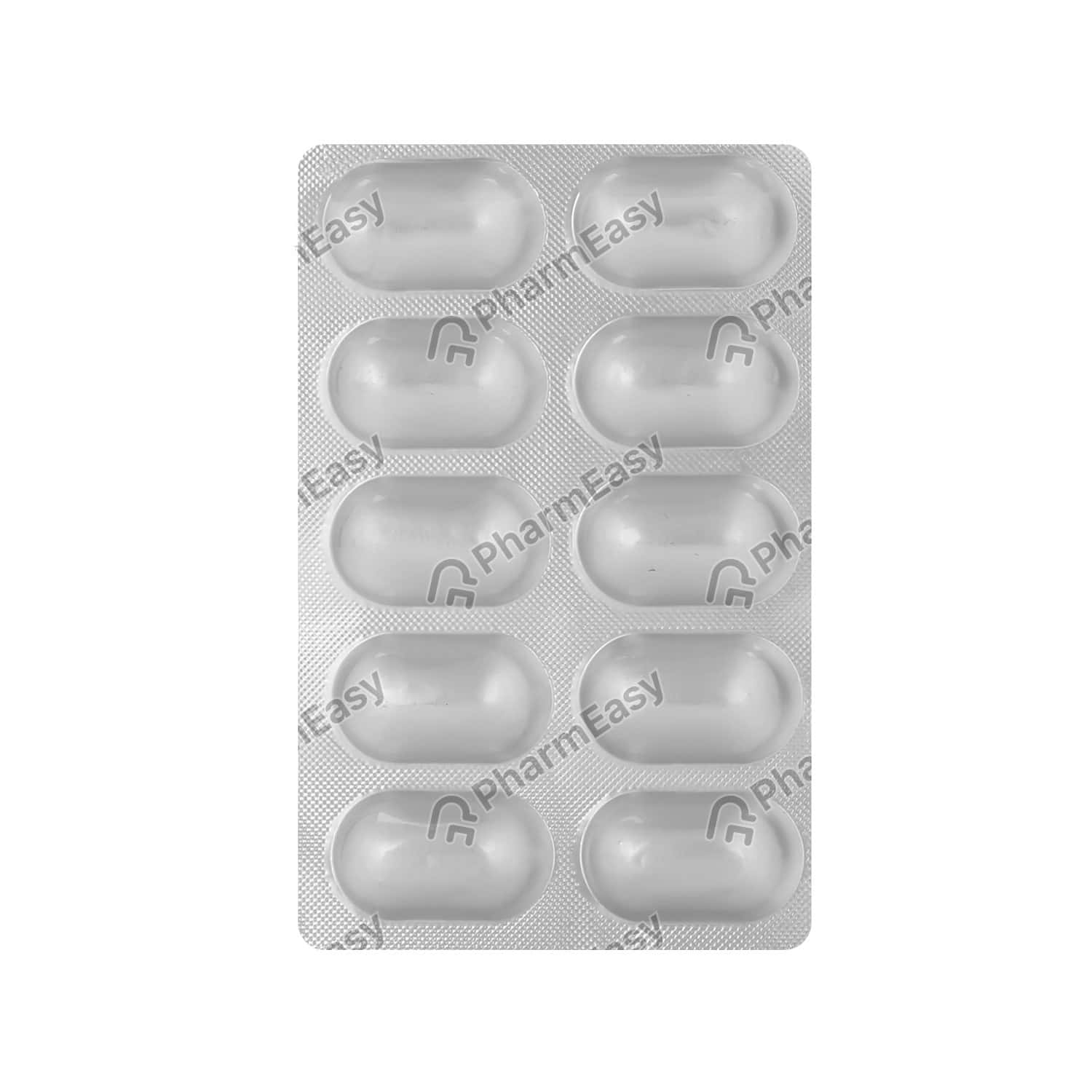 Flemiclav 625 Strip Of 10 Tablets