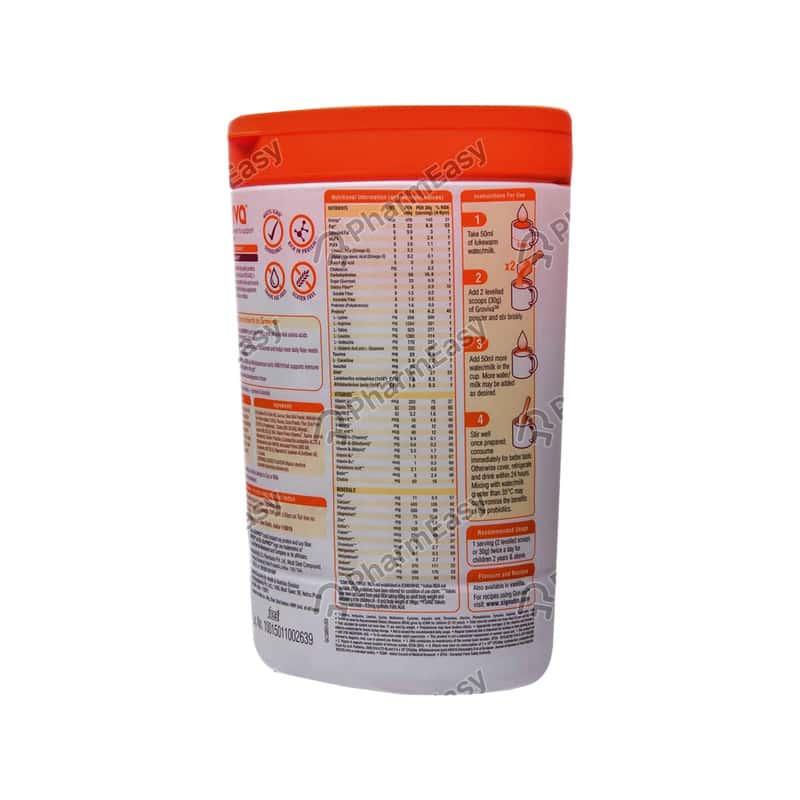 Groviva Child Nutrition Supplement - Chocolate - 400 Gm