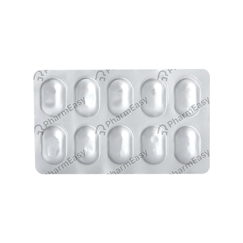 Ozotel H Strip Of 10 Tablets