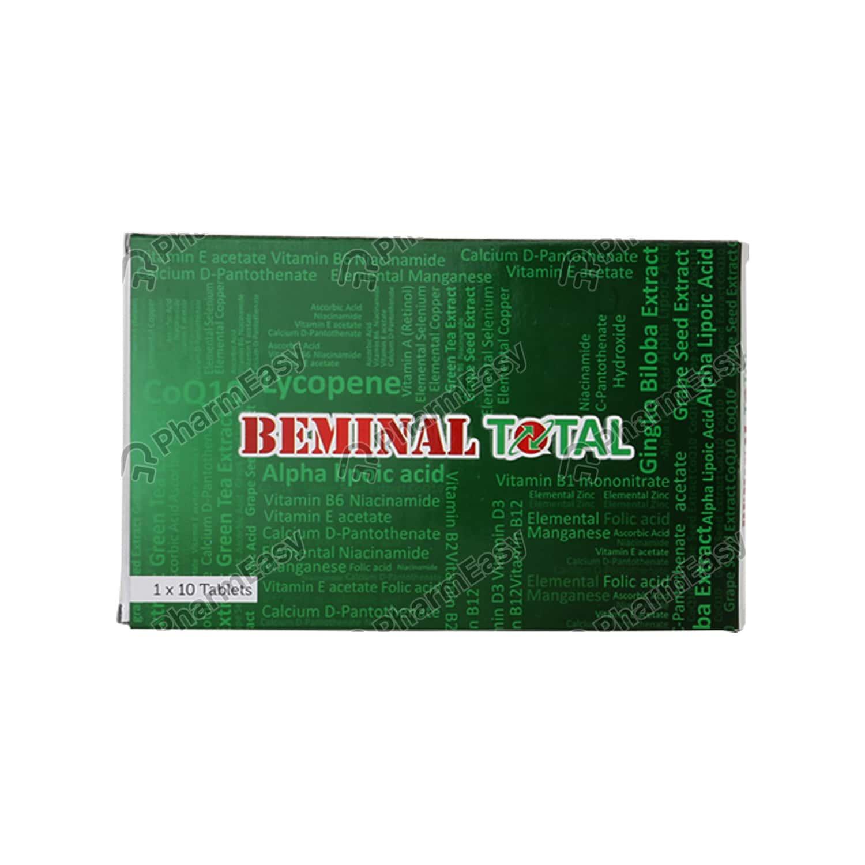 Beminal Total Tab 10's