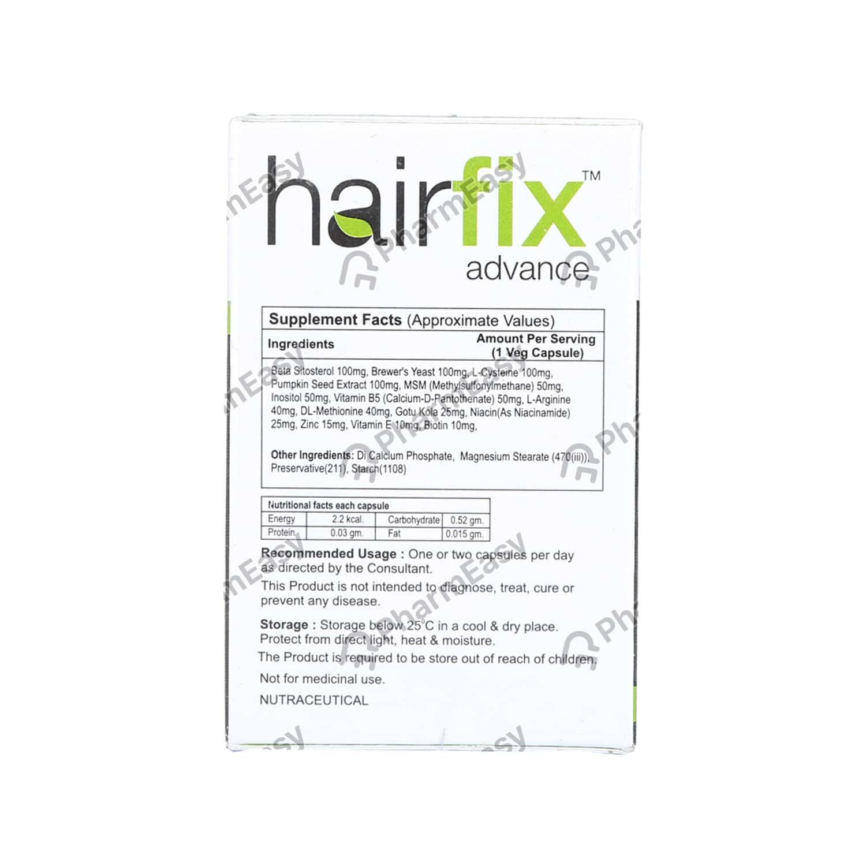 Hair Fix Advance Cap