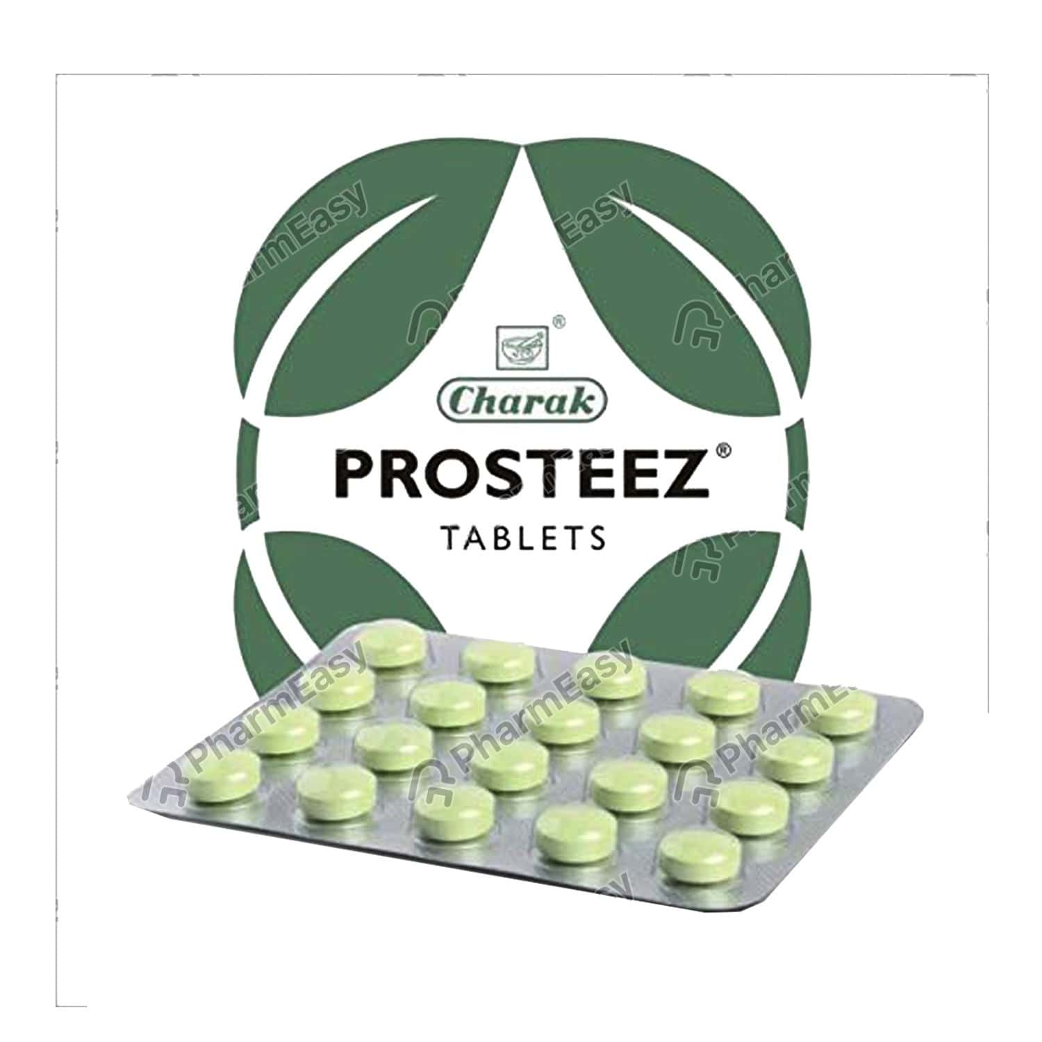 Charak Prosteez Tablets