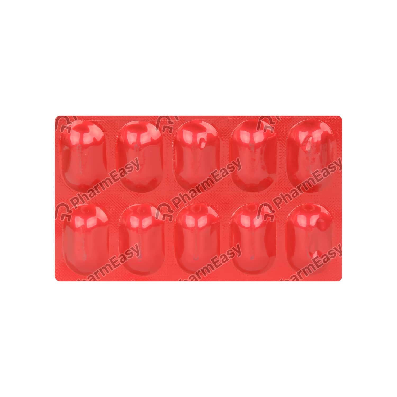 Fur Xt Strip Of 10 Tablets