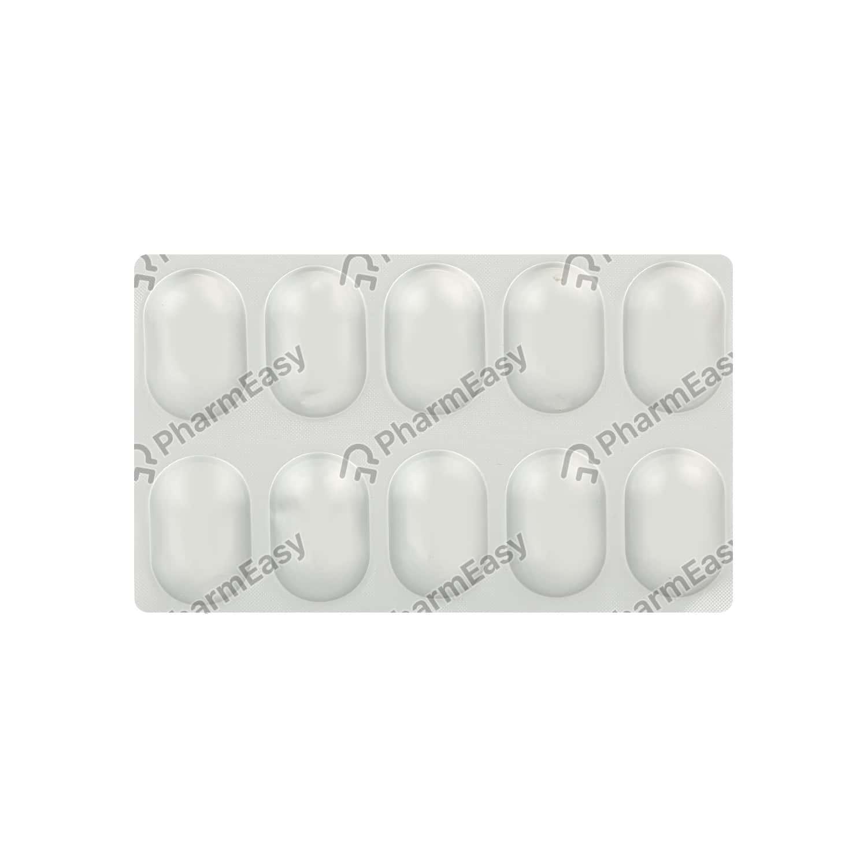 Vysov M 50/500 Mg Strip Of 10 Tablets