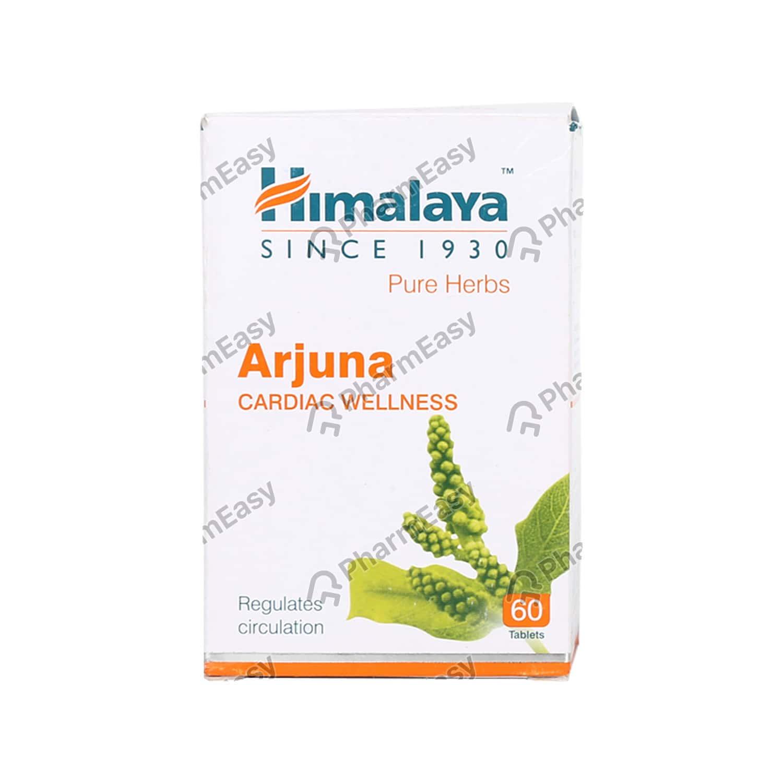 Hima Arjuna Tablet 60's