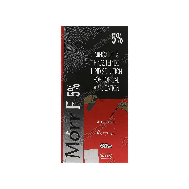 Morr F 5% Solution 60ml