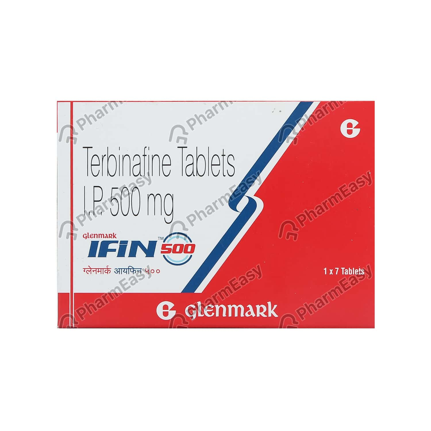 Ifin 500mg Strip Of 7 Tablets