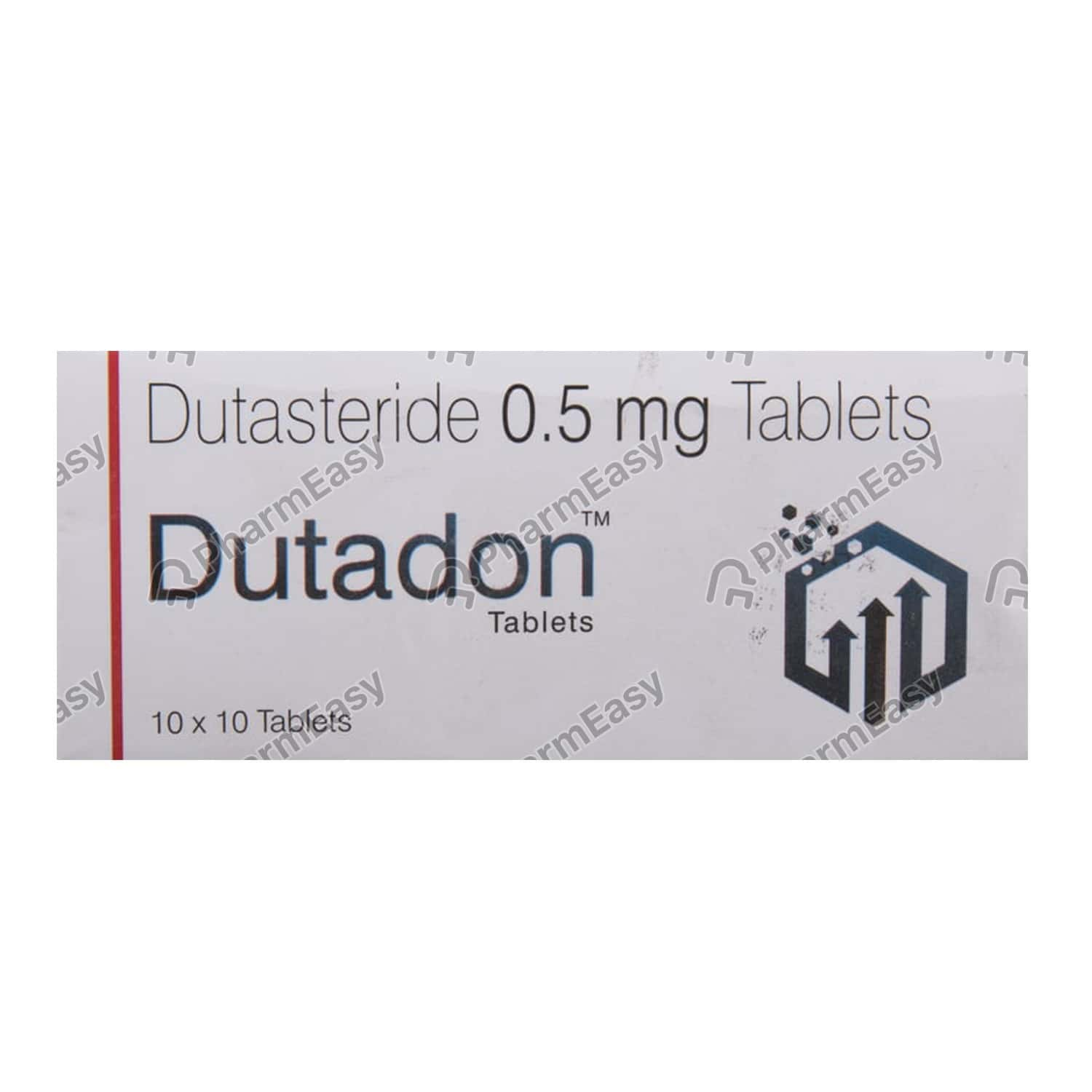 Dutaone 0.5mg Strip Of 10 Tablets