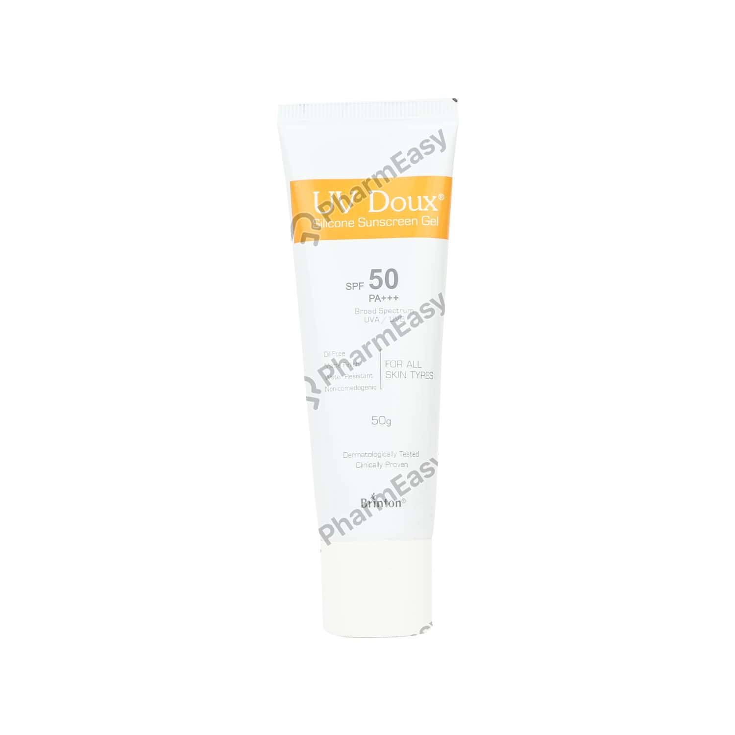Uv Doux Spf 50 Sunscreen Gel 50gm