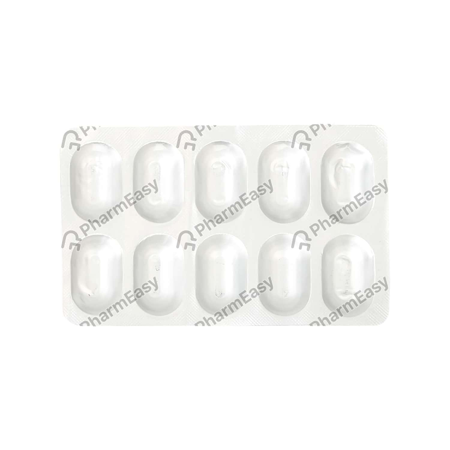 Parnacal Hd Strip Of 10 Tablets