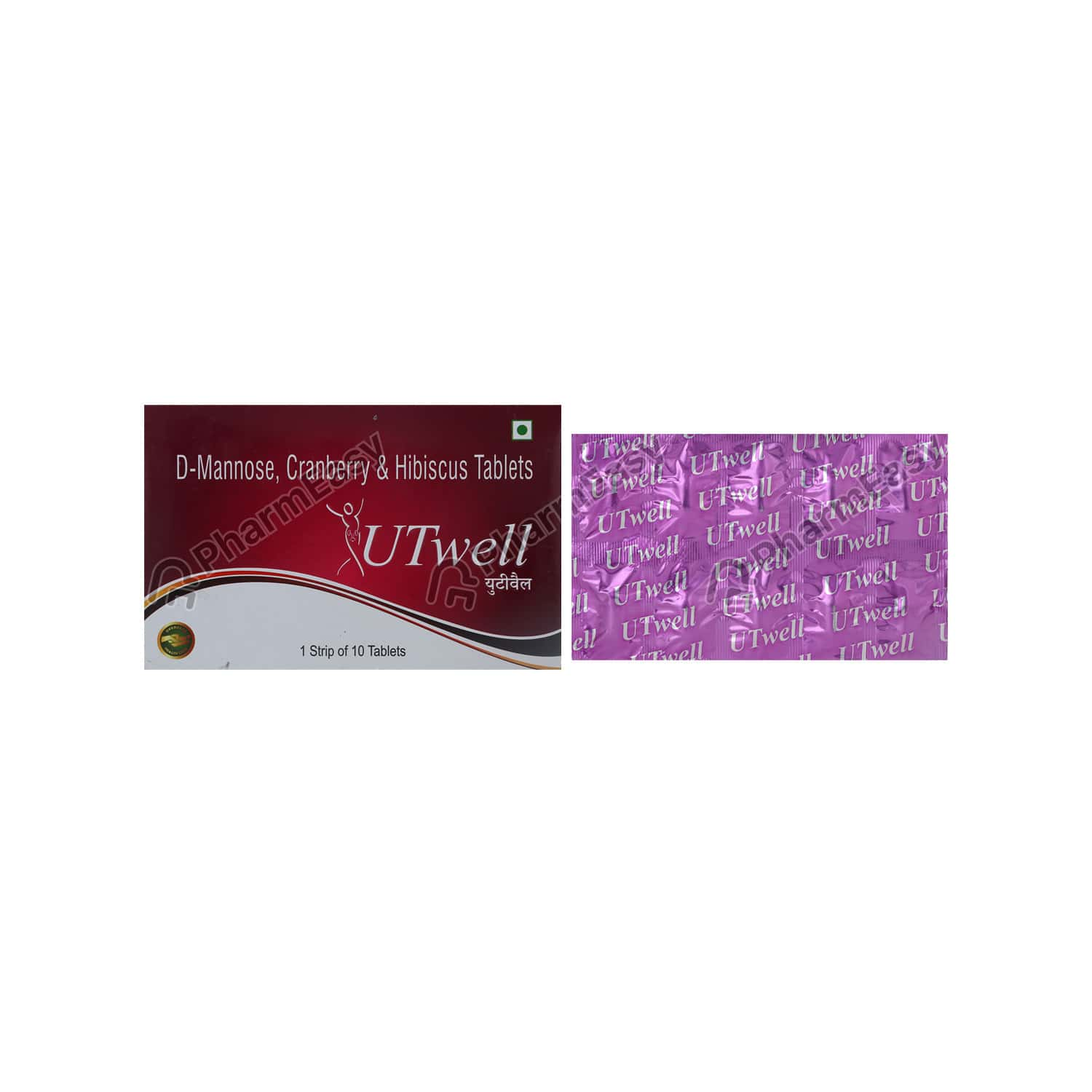 Utwell Strip Of 10 Tablets