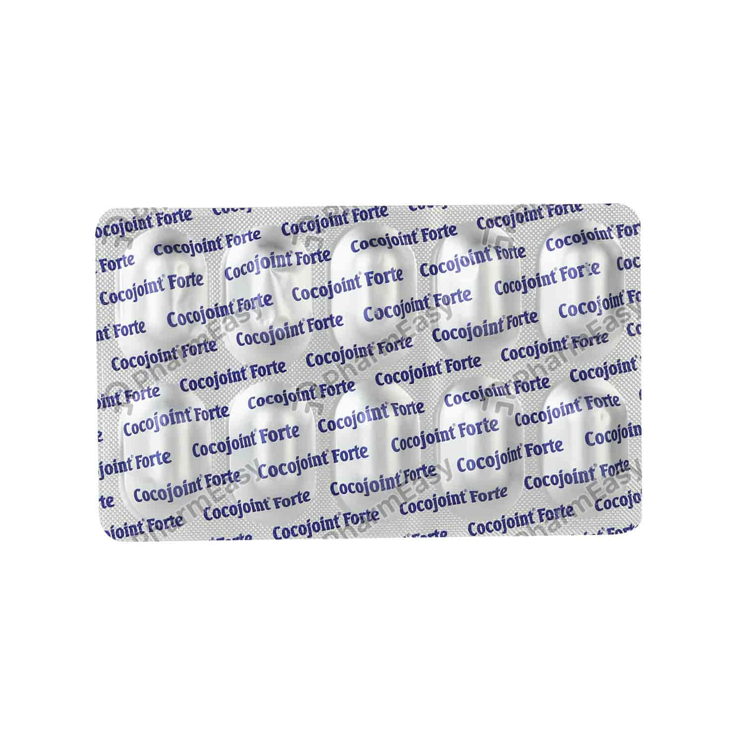 Cocojoint Forte Strip Of 10 Tablets