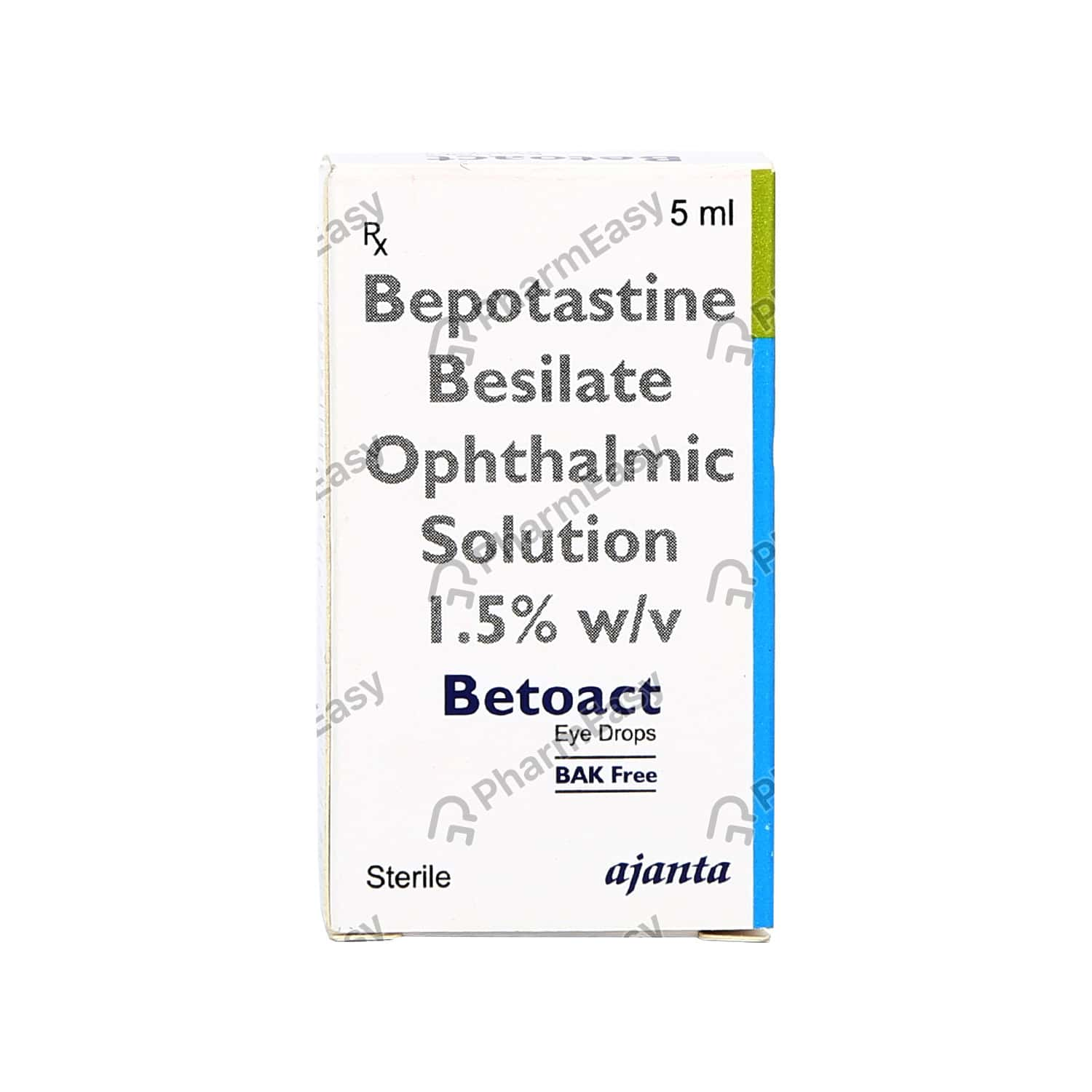 Betoact Eye Drops 5ml