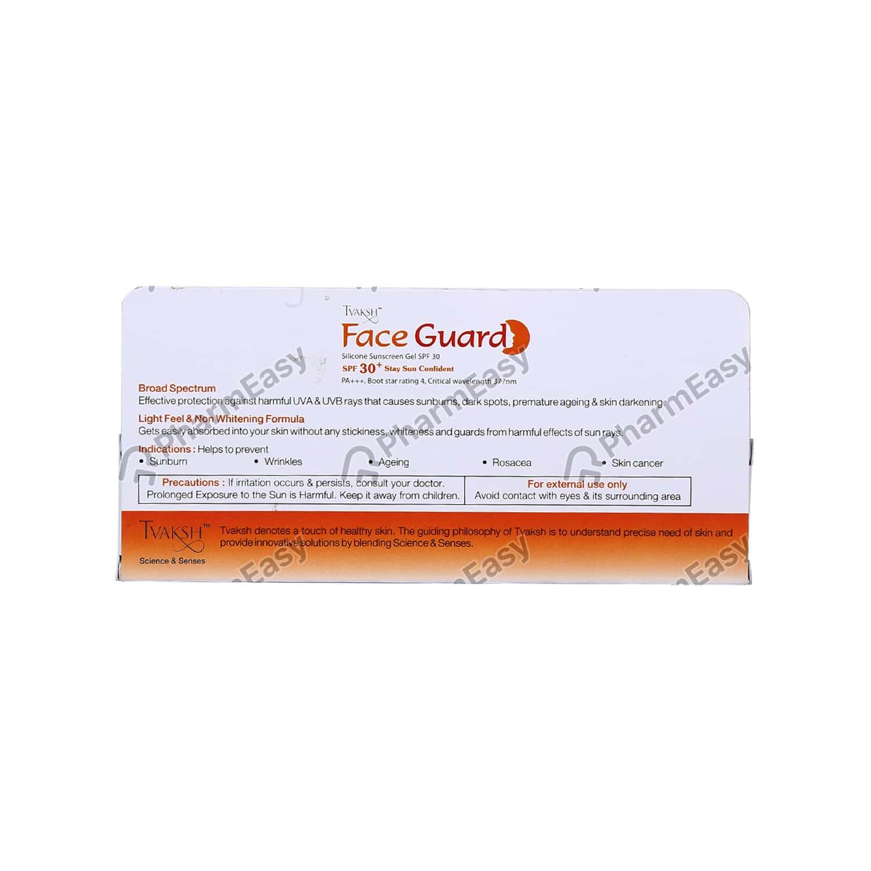 Face Guard Spf 30 Plus Gel 30gm