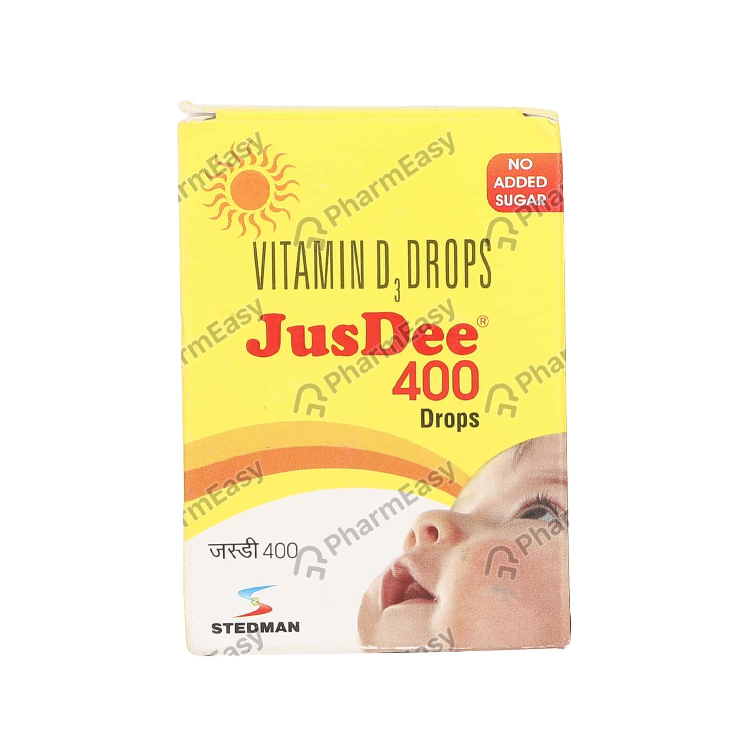Jusdee 400iu Drops 30ml