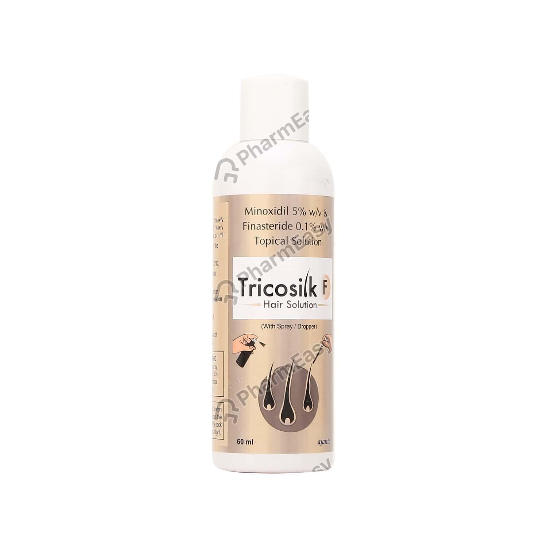 Tricosilk F Solution 60ml