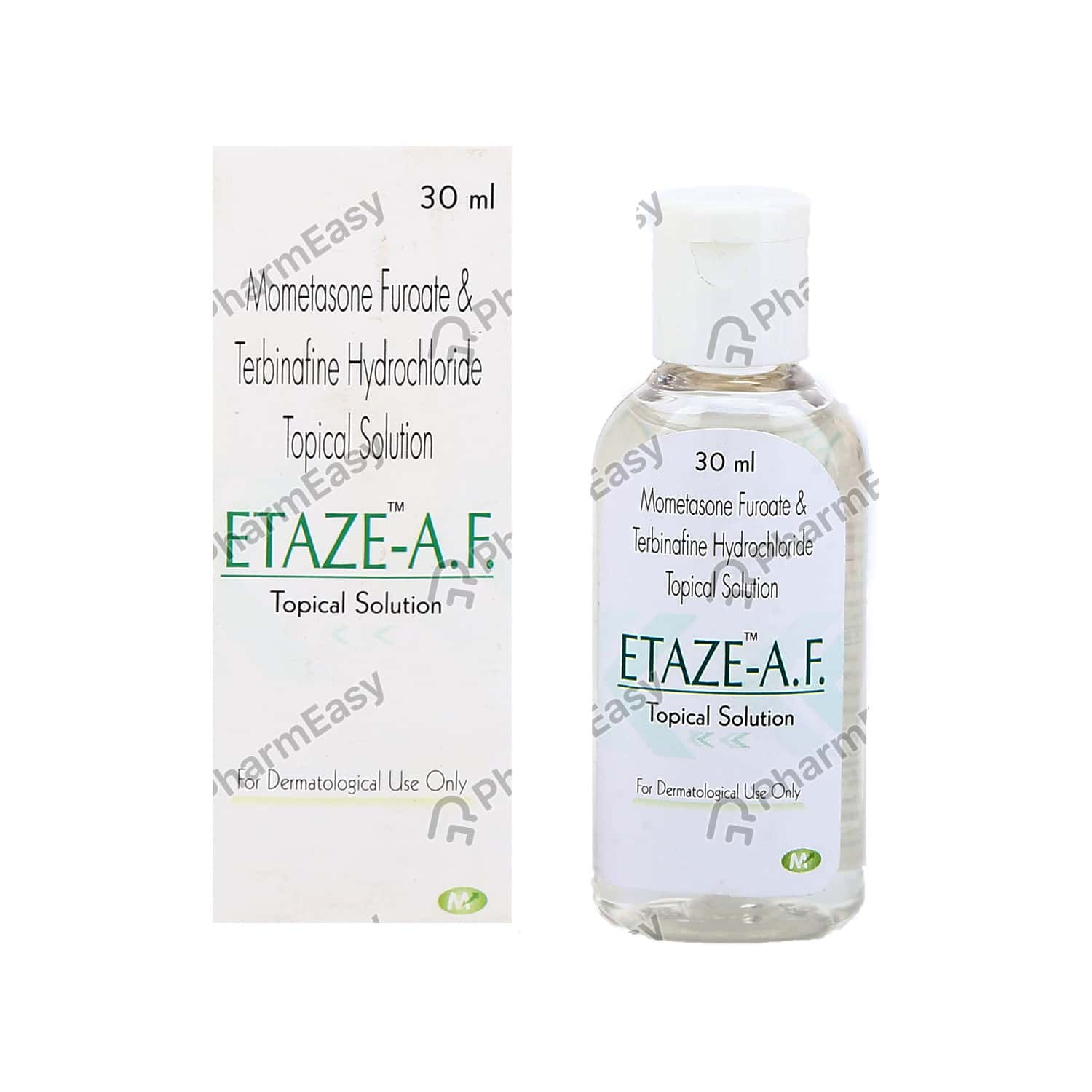 Etaze A F Topical Solution 30ml