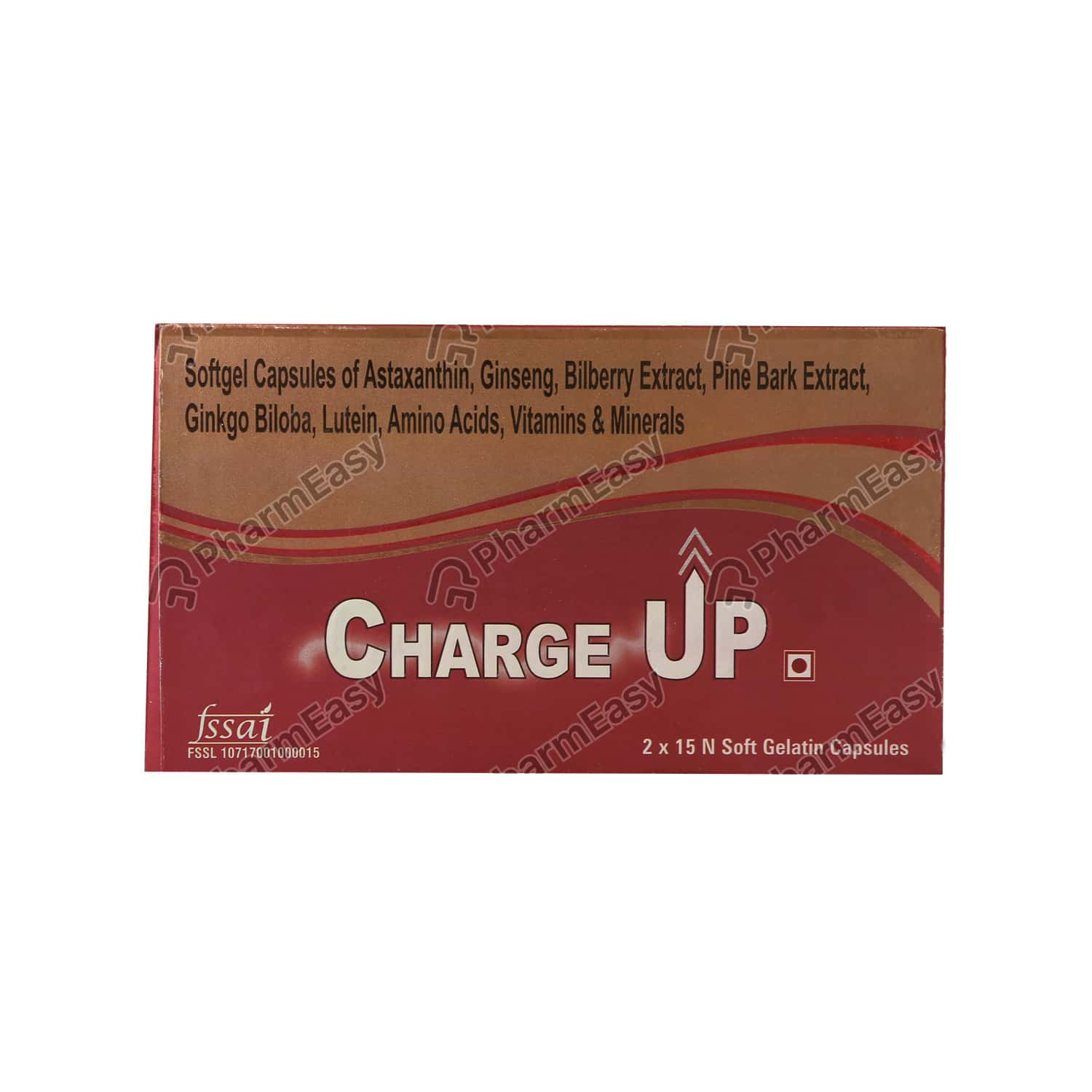 Charge Up Cap 15's
