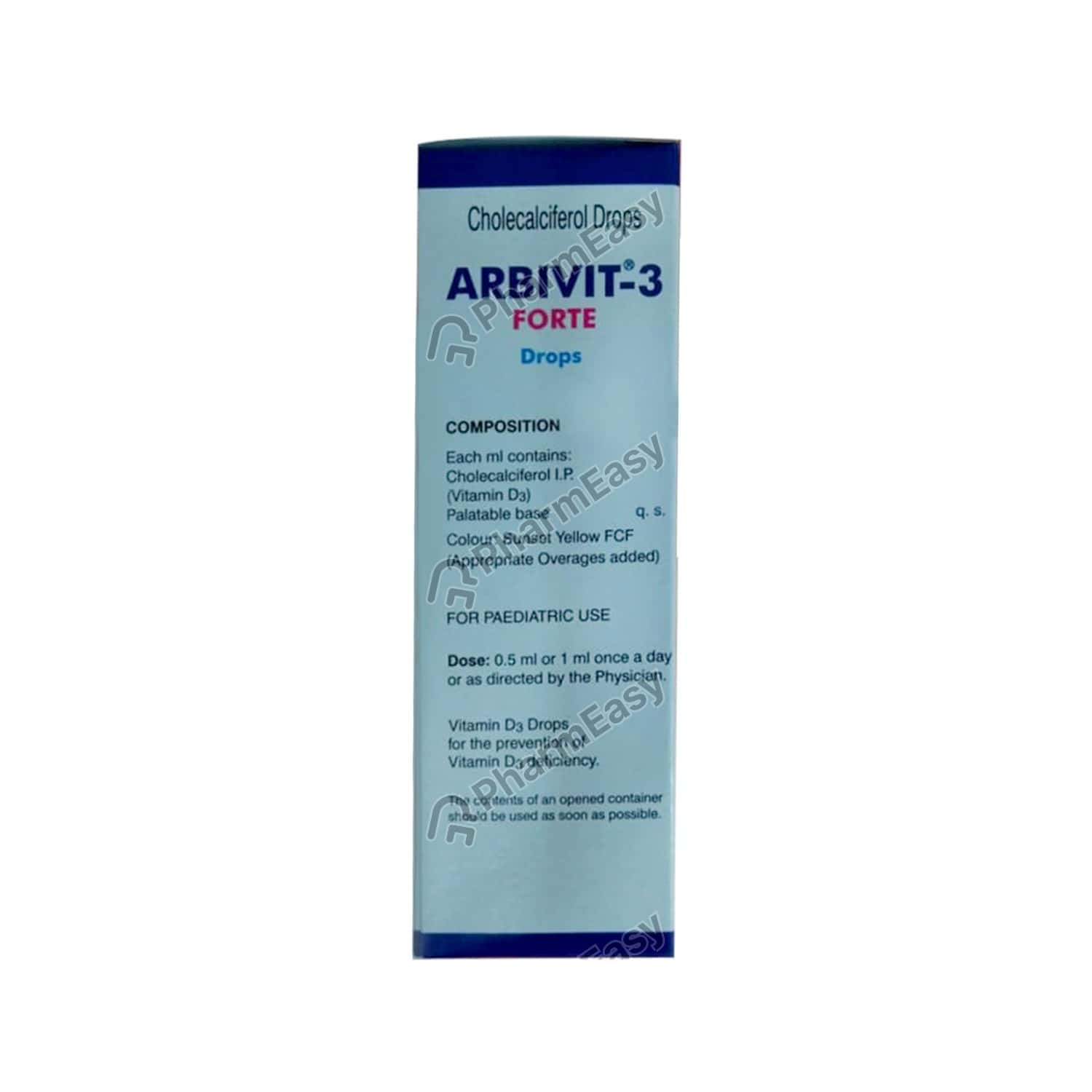 Arbivit-3 Forte Drops 15ml