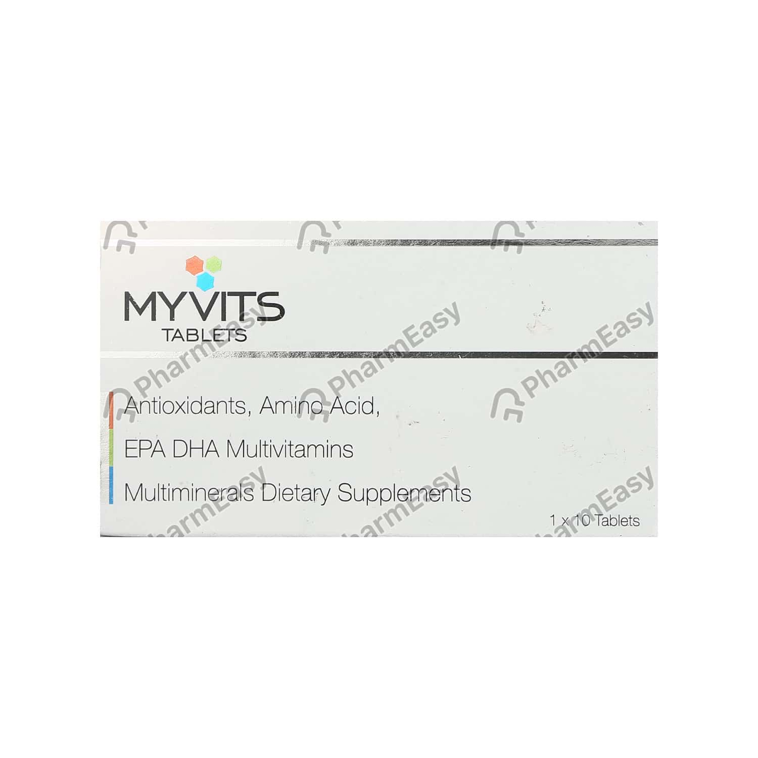 Myvits Strip Of 10 Tablets