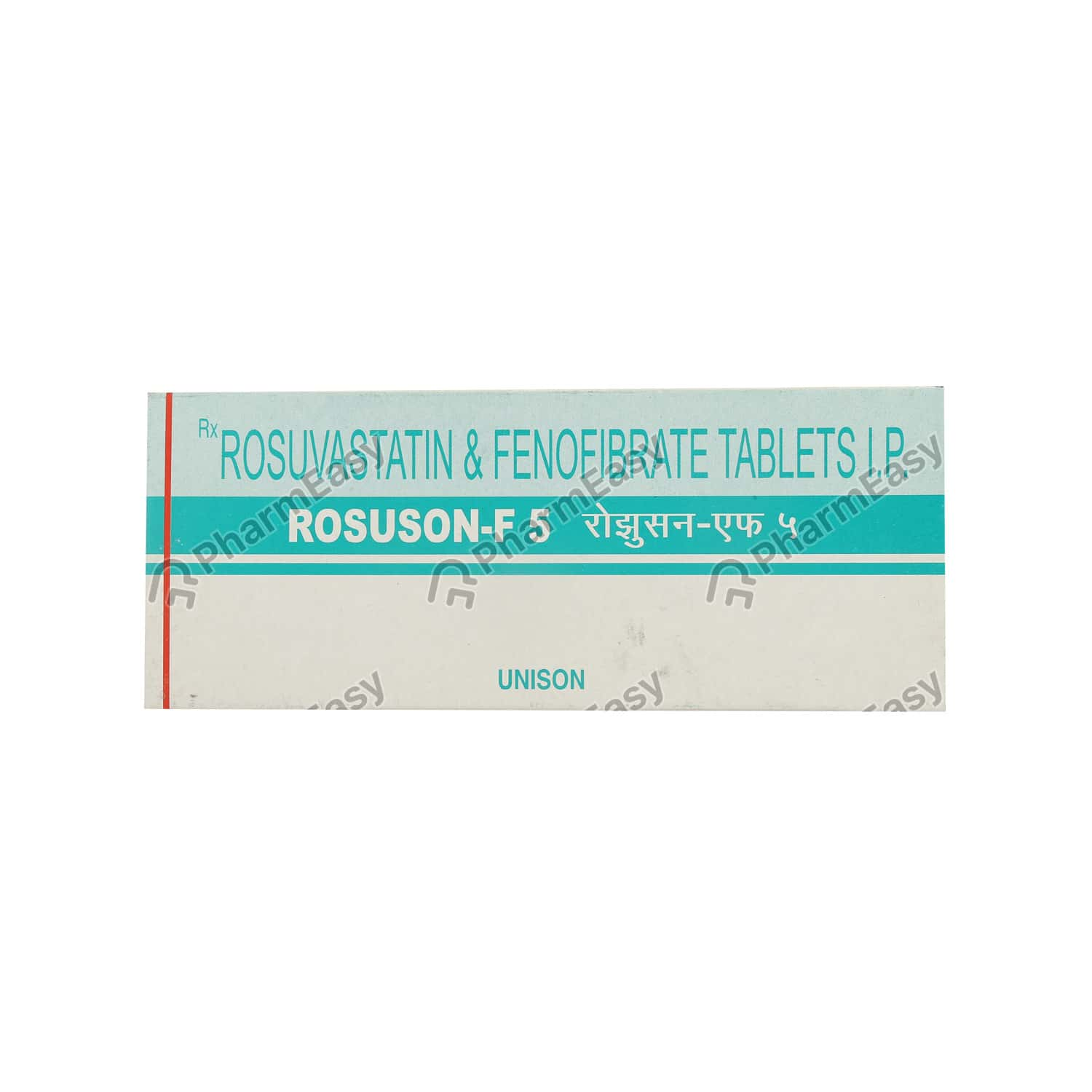 Rosuson F 5 Strip Of 10 Tablets