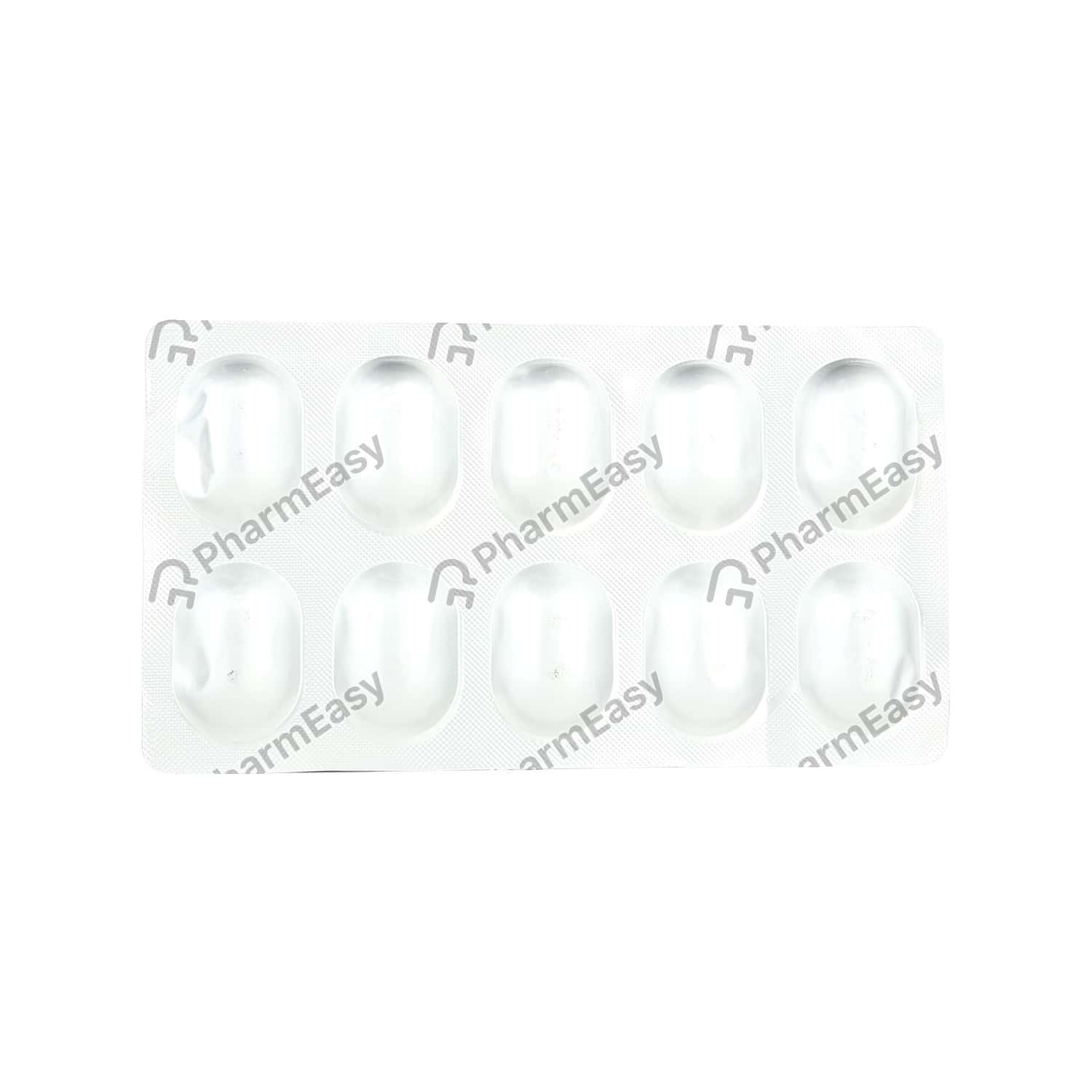 Tenzulix M 1000 Strip Of 10 Tablets
