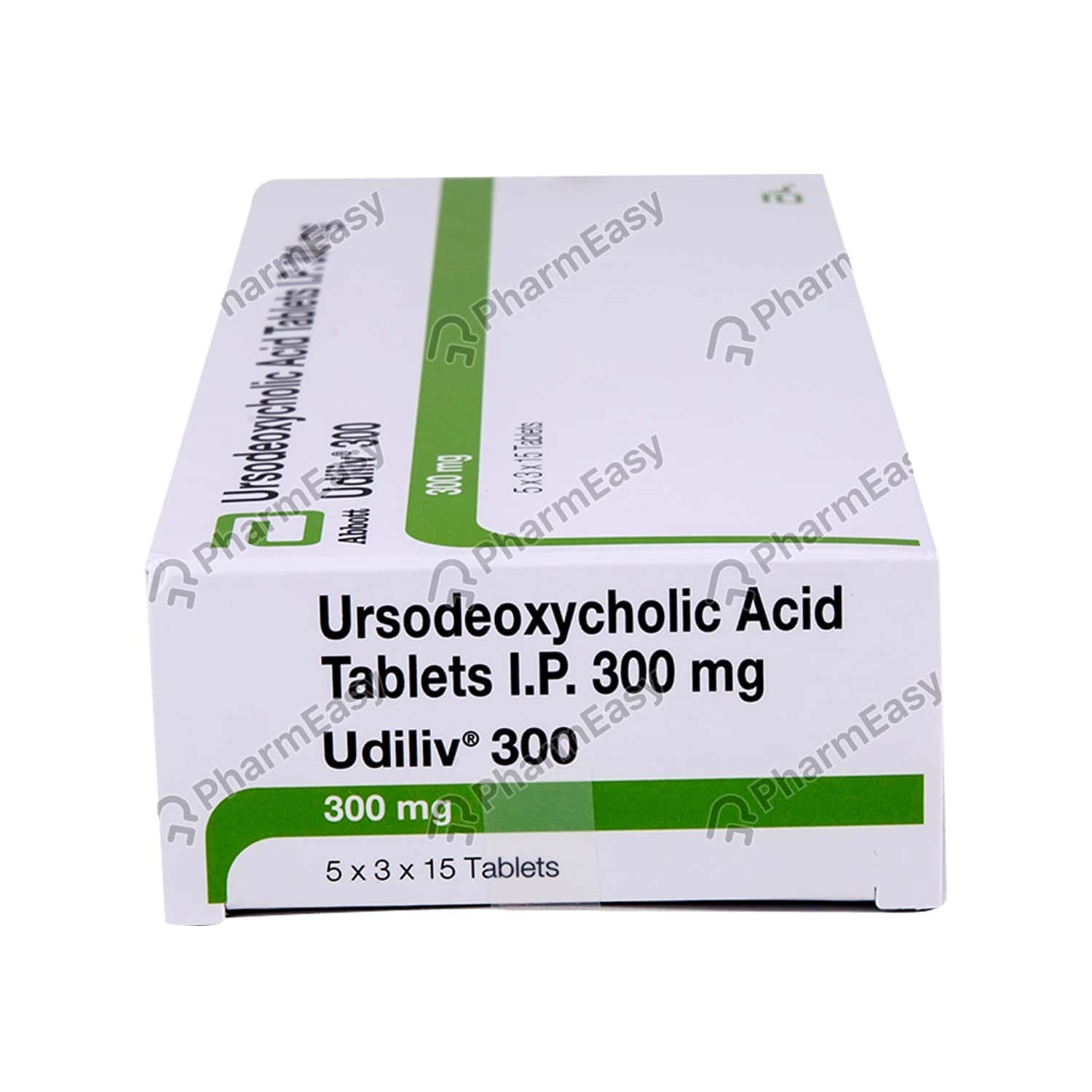 Udiliv 300mg Strip Of 15 Tablets