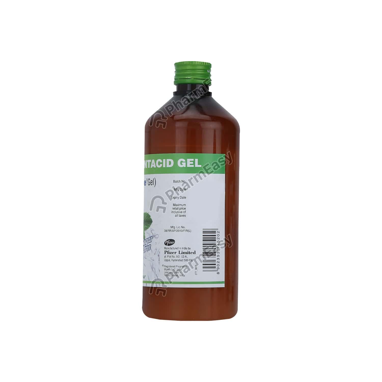Mucaine Gel Mint Sugar Free 350ml